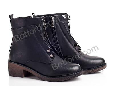 Ботинки Башили 155-2 black