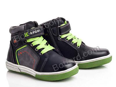 Ботинки Башили Z3115 black