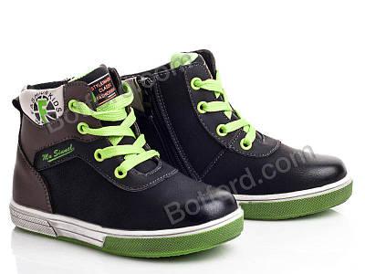 Ботинки Башили Z3118 black