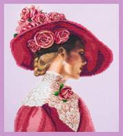 Набор для вышивания бисером «Леди»