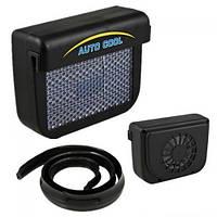 Вентилятор для автомобиля на солнечной батарее Air Vent Auto Cool. Хорошее качество. Купить. Код: КДН2732