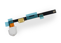 Шлейф для iPad mini, с коннектором наушников, белый, фото 1