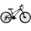 """Подростковый горный велосипед 24"""" Cross Racer, фото 2"""