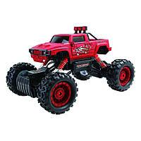 Внедорожник - Джип HB-PY1404 Rock Crawler 1:14, 4WD на р/у для мальчиков с 8 лет Красный Royaltoys