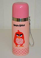 Вакуумный детский термос Angry Birds (350 мл.)