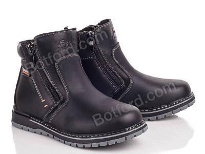 Ботинки Башили Z3033 black black