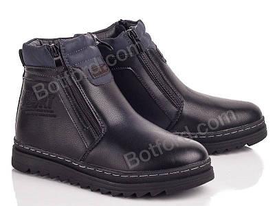 Ботинки Башили A011 black