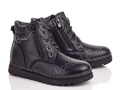 Ботинки Башили A6622 black black