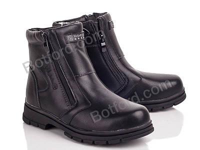 Ботинки Башили A6623 black black