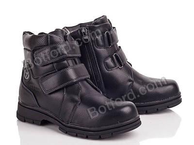 Ботинки Башили A6629 black