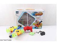 Машина перевертыш 666-878 веселая и занимательная игрушка на р/у для мальчиков с 3 лет Royaltoys