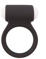 Эрекционное кольцо LIT-UP SILICONE STIMU RING 3 BLACK