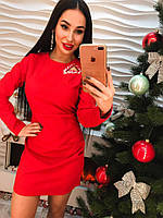 Нарядное платье для новогодних праздников