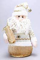 "Мягкая игрушка/кукла ""Дед мороз"" 33 см"