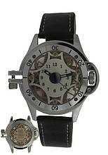 Часы мужские механика имитация