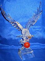 Орел хрустальный (25см)