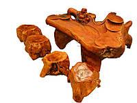 Стол для чайной церемонии можжевеловое дерево