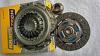 Сцепление Газель Бизнес,Волга дв.406,4215,4216 (диск нажим.+ведущ+подш.) (универсал.)
