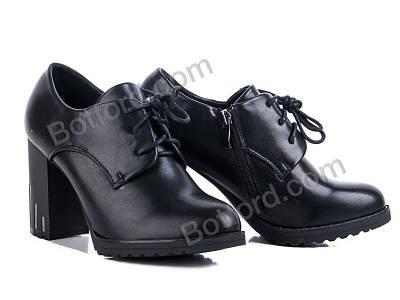 Туфли Башили 3822-2 black