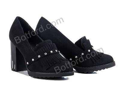 Туфли Башили 3822-6 black