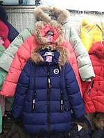 Детская зимняя куртка 17-17