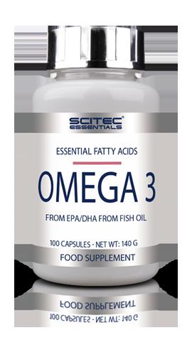 Купить <b>Scitec Nutrition</b> - <b>Omega</b> 3 (100 капсул) в Киеве, Украине ...