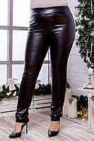 Брюки кожаные женские  22845, фото 1