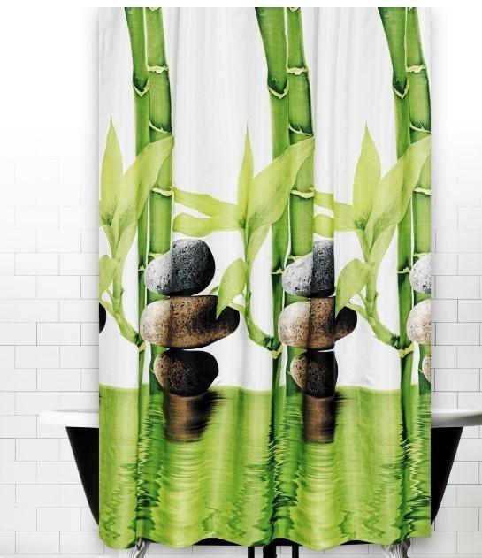 Шторка для ванной Tropik Bamboo