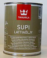 Супи масло для пола cауны - Supi Lattiaolju 0,9л