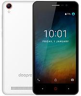 "Doopro P3 White 1/8 Gb, 5"", MT6580, 3G"