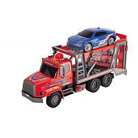 Грузовик Air Pump - Транспортер, 57 см Dickie Toys  3809010