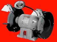 Точильный станок на 200 мм Интерскол Т-200/350 с подсветкой