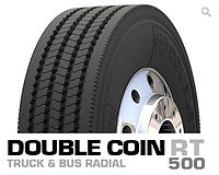 Шина Double Coin RT500 265/70 R19,5 143/141 J (Прицепная)