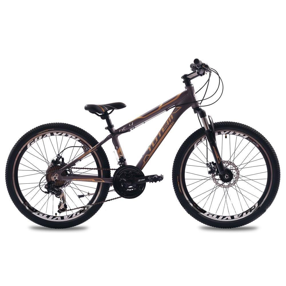 """Подростковый велосипед ARDIS HT4 MTB 24"""" Серый"""
