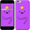 "Чехол на iPhone 6s Adventure Time. Lumpy Space Princess ""1122c-90-6129"""