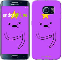 "Чехол на Samsung Galaxy S6 Edge G925F Adventure Time. Lumpy Space Princess ""1122c-83-6129"""