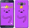 "Чехол на Samsung Galaxy A5 A500H Adventure Time. Lumpy Space Princess ""1122c-73-6129"""