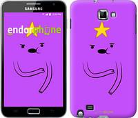 "Чехол на Samsung Galaxy Note i9220 Adventure Time. Lumpy Space Princess ""1122u-316-6129"""