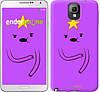 "Чехол на Samsung Galaxy Note 3 N9000 Adventure Time. Lumpy Space Princess ""1122c-29-6129"""