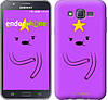 "Чехол на Samsung Galaxy J7 J700H Adventure Time. Lumpy Space Princess ""1122c-101-6129"""