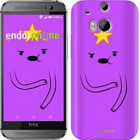 "Чехол на HTC One M8 dual sim Adventure Time. Lumpy Space Princess ""1122c-55-6129"""