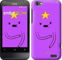 """Чехол на HTC One V t320e Adventure Time. Lumpy Space Princess """"1122u-227-6129"""""""