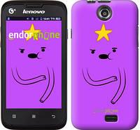 """Чехол на Lenovo A300 Adventure Time. Lumpy Space Princess """"1122u-229-6129"""""""