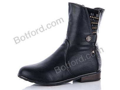 Ботинки Леопард 5501 черный