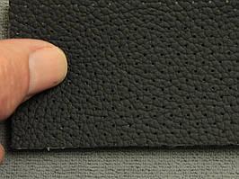 Авто кожзам черный, на поролоне с перфорацией (Германия)
