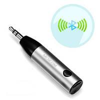 Качественный беспроводной Bluetooth. Авто ресивер передатчик hands free 3.5мм Jack. Купить. Код: КДН2735