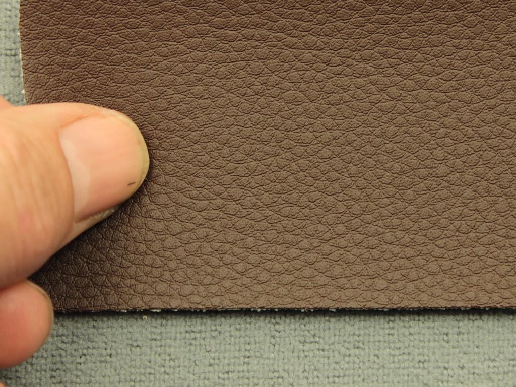 Авто кожзам коричневый (Германия)