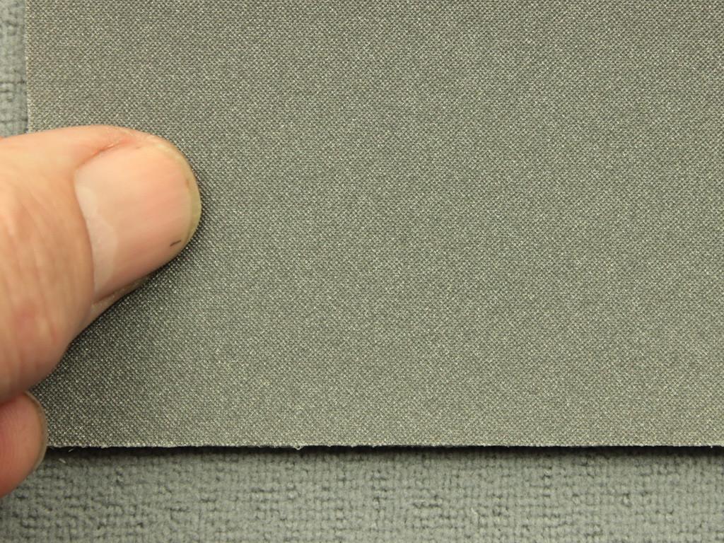 Авто кожзам темно-серый (Германия)