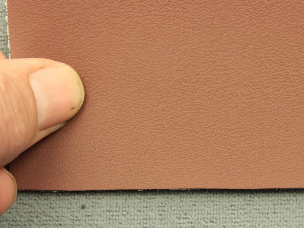 Авто кожзам темно-коричневый (Германия)