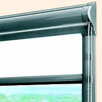 Солнцезащитные  ролеты коробовые для монтажа на окно
